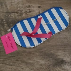 👡Betsy Johnson flip flop eyewear case